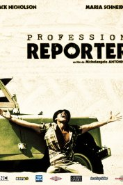 background picture for movie Profession reporter