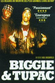 background picture for movie Biggie & tupac
