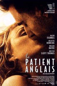 Affiche du film : Le patient anglais