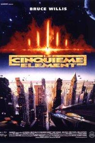 Affiche du film : Le Cinquième élément