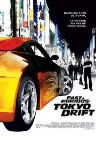 Affiche du film : Fast and furious : tokyo drift