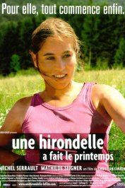 background picture for movie Une hirondelle a fait le printemps