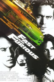 Affiche du film : Fast and furious