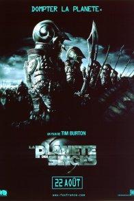 Affiche du film : La planète des singes
