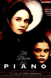 Affiche du film : La leçon de piano