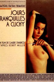 background picture for movie Jours tranquilles a clichy