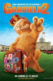 background picture for movie Garfield 2
