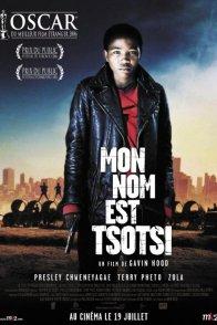 Affiche du film : Mon nom est tsotsi