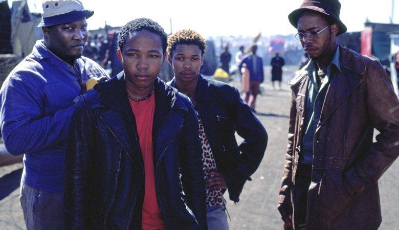 Photo du film : Mon nom est tsotsi