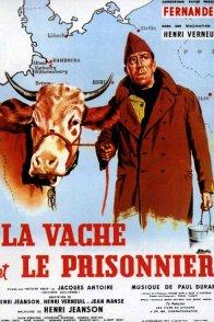 Affiche du film : La vache et le prisonnier