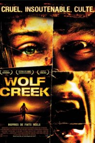 Affiche du film : Wolf creek