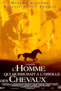 Affiche du film : L'homme qui murmurait à l'oreille des chevaux