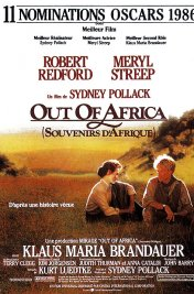 Affiche du film : Out of Africa