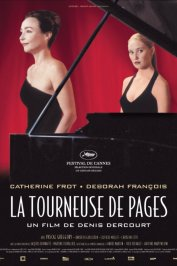 background picture for movie La Tourneuse de pages