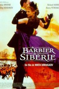 Affiche du film : Le barbier de Sibérie
