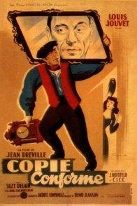 Affiche du film : Copie conforme