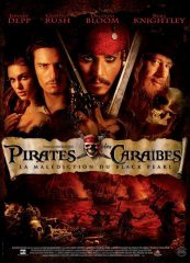 background picture for movie Pirates des Caraibes, la Malédiction du Black Pearl