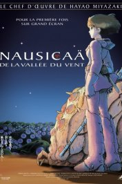background picture for movie Nausicaä de la vallée du vent