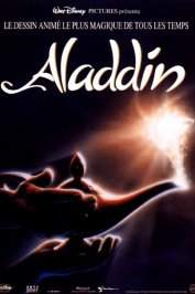background picture for movie Aladdin