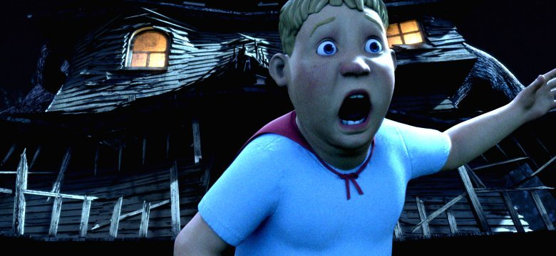 Photo du film : Monster house
