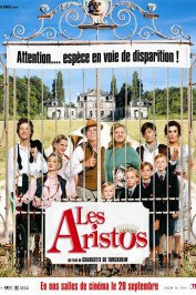 background picture for movie Les aristos