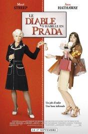 Affiche du film : Le diable s'habille en Prada