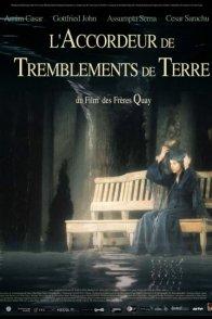 Affiche du film : L'accordeur de tremblements de terre