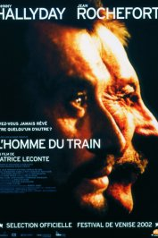 background picture for movie L'homme du train