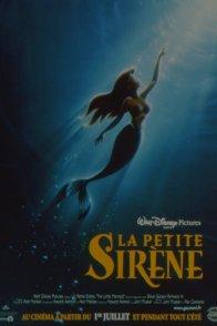 Affiche du film : La petite sirène
