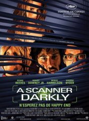 background picture for movie A scanner darkly