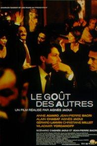 Affiche du film : Le Goût des autres