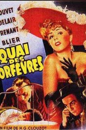 background picture for movie Quai des orfevres