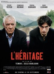 background picture for movie L'héritage