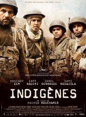 Affiche du film : Indigènes