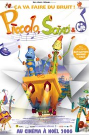 background picture for movie Piccolo, Saxo & Cie