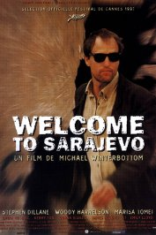 background picture for movie Welcome to sarajevo