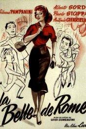 background picture for movie La belle de rome