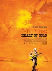 Affiche du film : Neil young : heart of gold