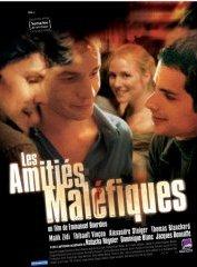 background picture for movie Les Amitiés maléfiques
