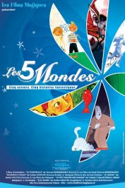 background picture for movie Les 5 mondes