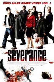 background picture for movie Severance