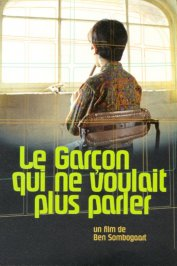 background picture for movie Le garcon qui ne voulait plus parler