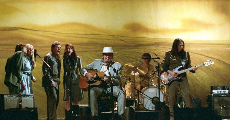 Photo du film : Neil young : heart of gold