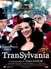 background picture for movie Transylvania