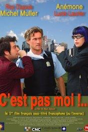 background picture for movie C'est pas moi !...