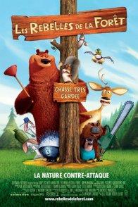 Affiche du film : Les rebelles de la forêt