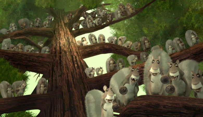 Photo du film : Les rebelles de la forêt