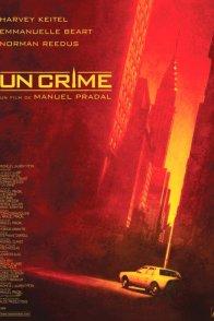 Affiche du film : Un crime
