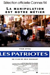 background picture for movie Les patriotes