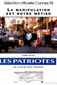 Affiche du film : Les patriotes